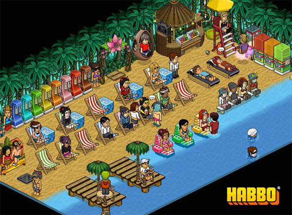 Habbo Hotel: Game Overview | Free mmo games - zuckr.com